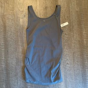 2/$20  NWT maternity tank top